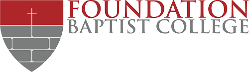 Logo for Foundation Baptist College