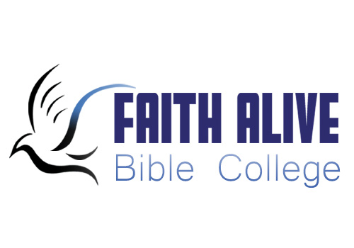 Logo for Faith Alive Bible College