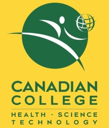 Logo for Canadian College of Health Science and Technology