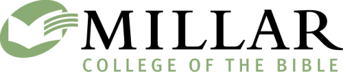 Logo for Millar College of the Bible