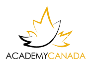 Logo for Academy Canada Career College